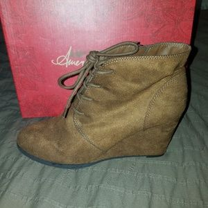 b28dc78499fc2 American Rag Ankle Boots & Booties for Women | Poshmark